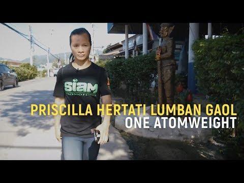 ONE VLOG | Priscilla's Training Camp