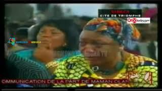 Annonce de la mort de Papa Olangi et mes...