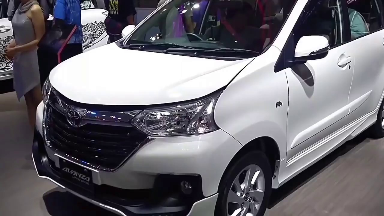 Grand New Avanza 1.5 G Limited Harga All Innova Venturer 2018 Toyota 1 5 Edition Youtube