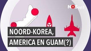 Guam, het 'middelpunt' van Noord-Korea vs. Amerika| NOS op 3