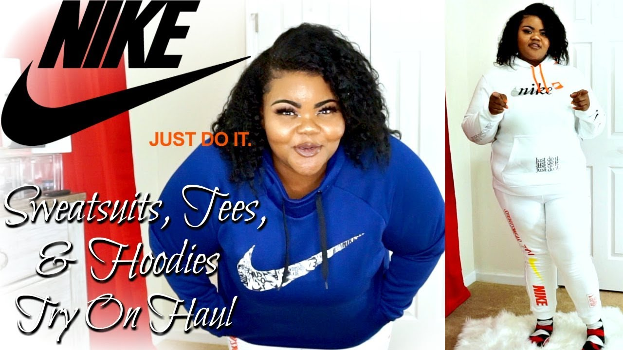 nike jogging outfits