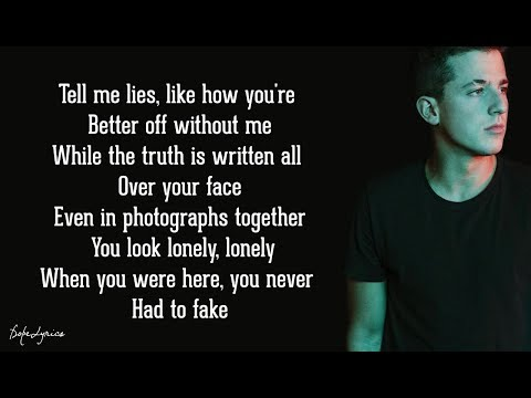 Charlie Puth - Does It Feel (Lyrics) 🎵