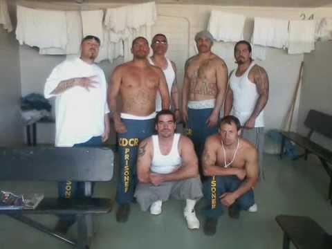 Rap Song Recorded In Prison - Northern Hispanics!