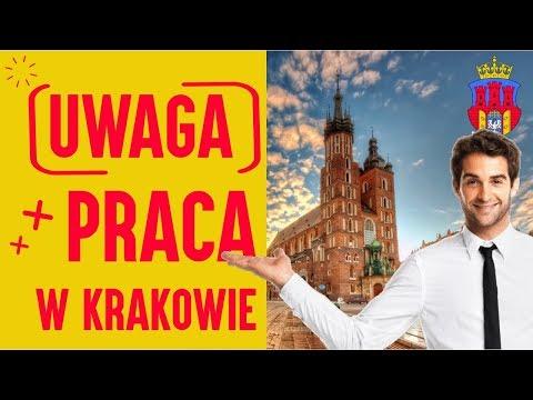 Praca Kraków