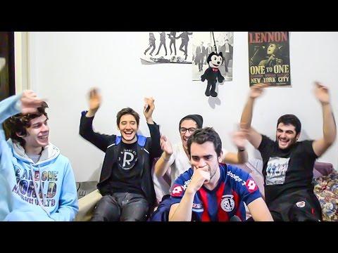 San Lorenzo 0 Lanus 4 | FINAL Torneo Argentino 2016 | AMIGOS