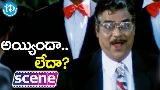 Ayyindha Ledha Movie - Ali, Brahmanandam, Sangeetha, Babu Mohan Comedy Scene