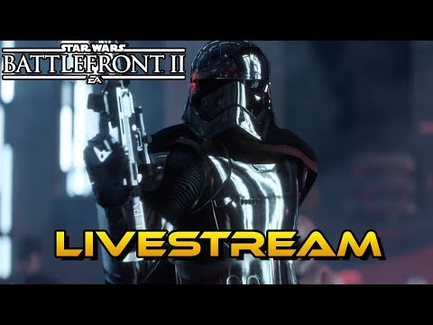 The Last Jedi Week! 5K SUBS!  Let's get some Credits in Star Wars Battlefront 2