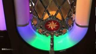 Digital Bubbler Jukebox - Model 1015 / 600CD - BMIGaming.com - Chicago Gaming