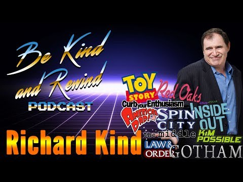 Richard Kind - Character Actor Extraordinaire (Inside Out, Spin City, Curb Your Enthusiasm & more!)