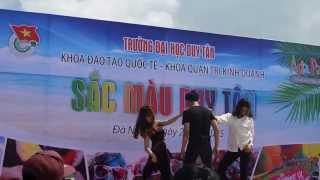 GMKQ đội 5 - Sắc màu Duy Tân 2015 ( top 5 )