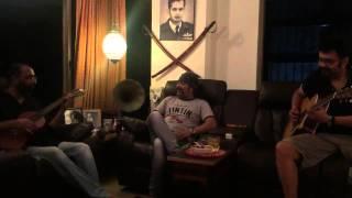 Kashmir Agni/Agnee.An impromtu Acoustic jam