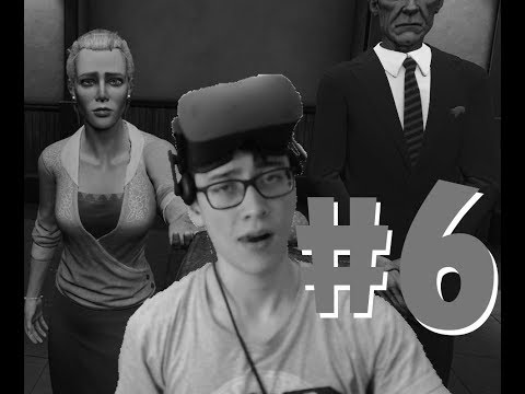 VR Wilson's Heart Part 6 - The Vampire Appears
