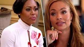 #RHOP  'Review'  THE REAL HOUSEWIVES OF POTOMAC – S2 EP3