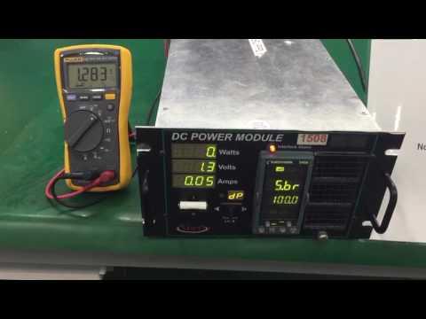 VeeCo DC Power Module 1508 Repairs at Dynamics Circuit (S) Pte. Ltd.