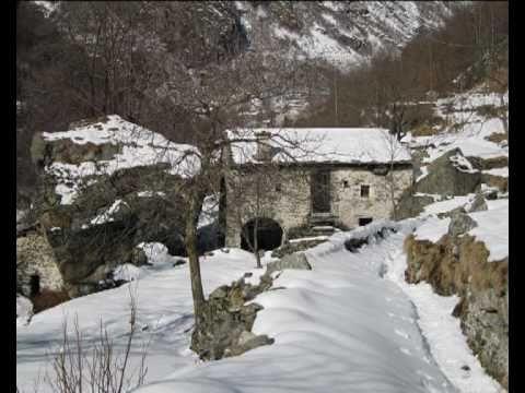 Valchiusella: da Fondo ad  Alpe Pasquere - 6/3/2011