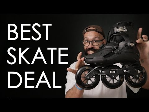 YOUR ACCESS TO POWERSLIDE INLINE SKATES 25% CHEAPER // VLOG 170