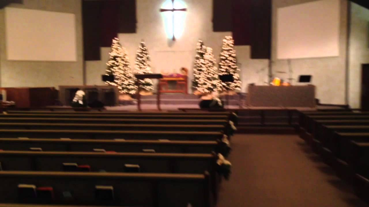 Advent At Springfield First Church Of The Nazarene - YouTube