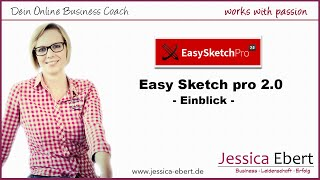 Easy Sketch pro 2.0 - Deutsch - Einblick & Einführung