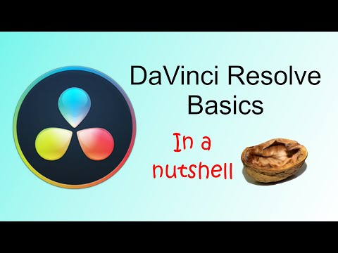 DaVinci Resolve 16 Basics Tutorial | Best free video editing software thumbnail