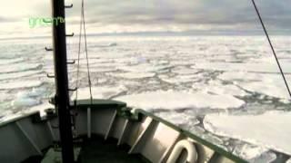 温暖化の影響を探る航海~北極は今!?