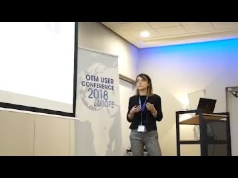 Oracle Fusion Transportation Intelligence & OTM Mobile App by Maria Teresa Raimondi (Business Reply)