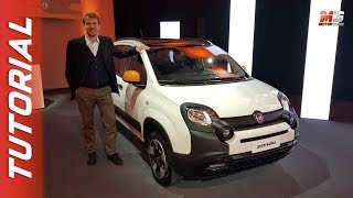 NEW FIAT PANDA CONNECTED BY WIND 2019 -  TOMMASO VITALI RACCONTA LA NUOVA FIAT PANDA WIND