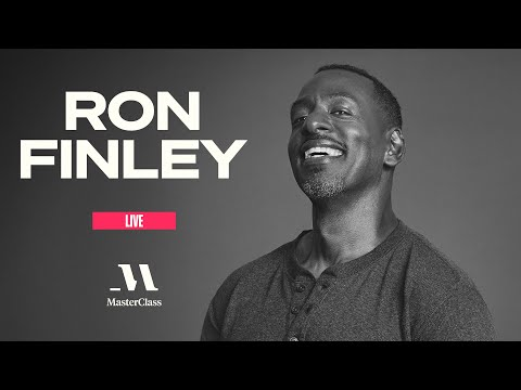 MasterClass Live with Ron Finley   MasterClass