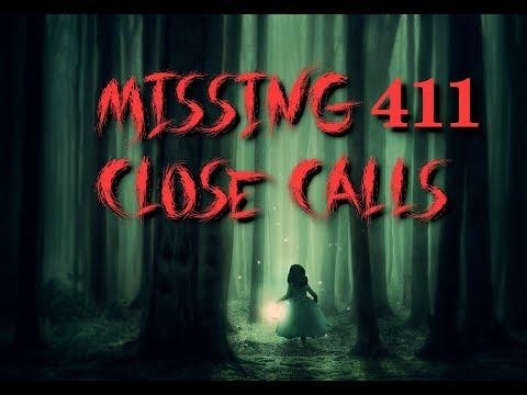 Missing 411 close calls : Missing411