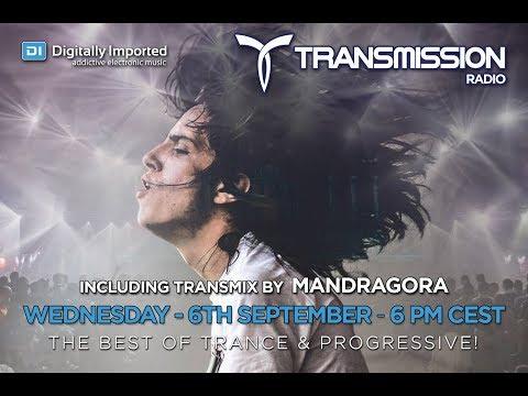 Transmission Radio #133 - Transmix by MANDRAGORA