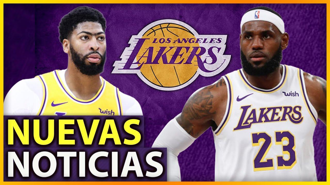 🔥NUEVAS NOTICIAS DE LOS LAKERS Y NBA 📝LAKERS VIAJAN A WALT DISNEY Y NUEVOS FICHAJES EL DIA DE HOY 🏀