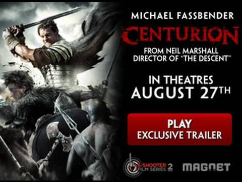 Centurion HD Trailer Official