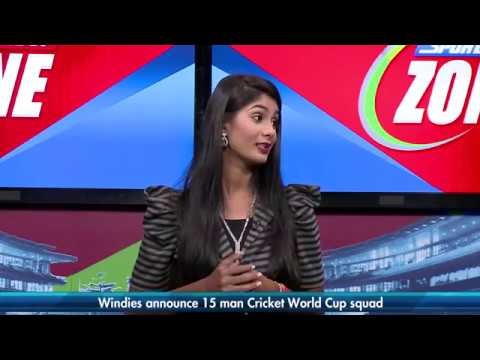 Cricket fans react to the Windies World Cup squad selection, the Zone discuss | SportsMax Zone