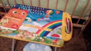 Обзор на детский столик
