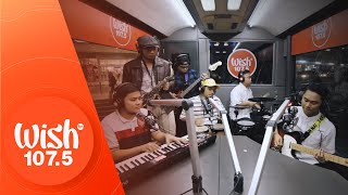 "Three Legged Men PH perform ""Keep"" LIVE on Wish 107.5 Bus"