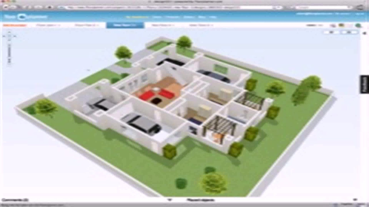 Maxresdefault Create House Floor Plans Online With Autodesk Youtube On Create House Floor Plans Online With
