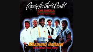Ready For The World - Oh Sheila 12 inch Vinyl Remix 1986 HQ
