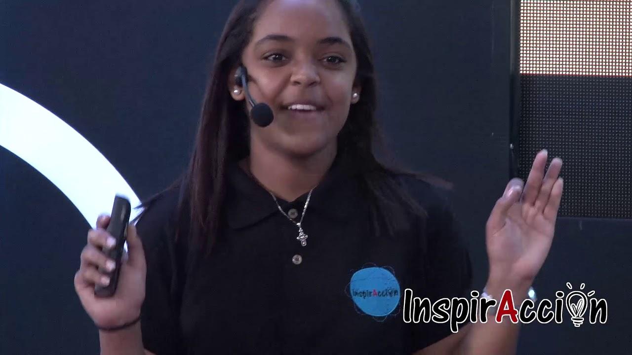 Discursos pronunciados por los finalistas de INSPIRACCION 2018 - KATHERINE CASTILLO