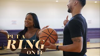Ché Tests Ricky's Strength | Put A Ring On It | Oprah Winfrey Network