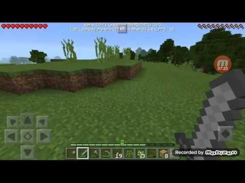 Capitulo 1 serie de minecraft en celular