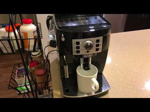 Delonghi Magnifica XS Automatic Espresso Machine Review
