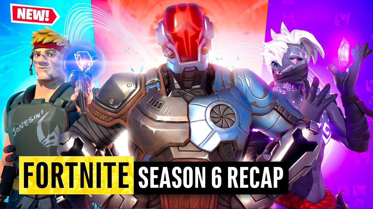 Fortnite Season 6 Story Recap (Watch Before Season 7)