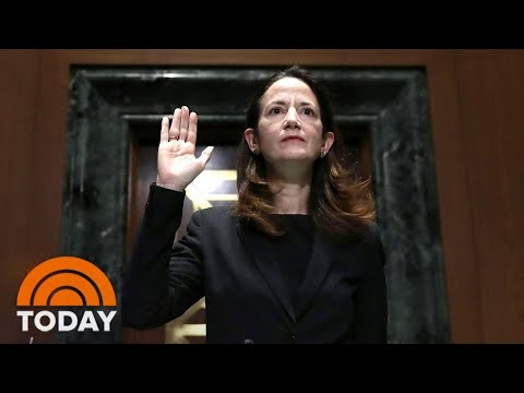 Avril Haines Confirmed As Biden's 1st Cabinet Pick: Director Of National Intelligence | TODAY