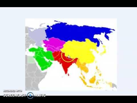 GEO III  Asia, Presentazione Fisica