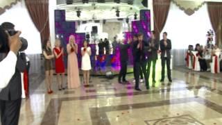 Свадьба в Бишкеке www.alana-show.kg ведущие Руслан Халмурзин и Ростислав Ященко