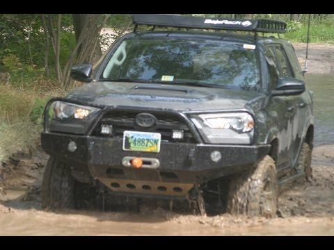 5th Gen Toyota 4Runner Overland Build Part 1 of 2