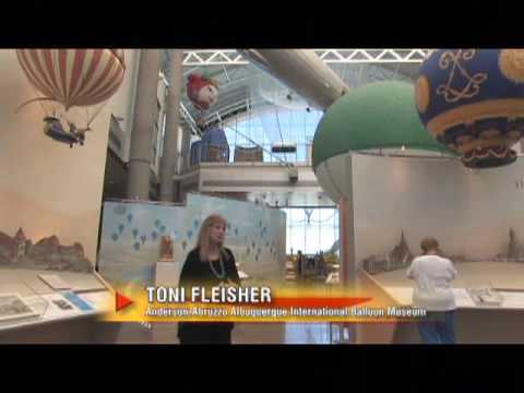 Travel Guide New Mexico tm, The Albuquerque Balloon Museum