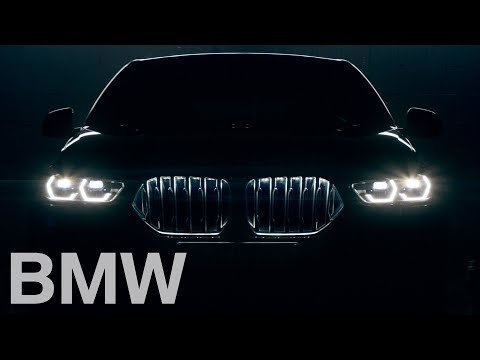 The all-new BMW X6. There is something coming for you.