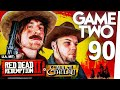 Red Dead Redemption 2, Call of Cthulhu, Astro Bot, CrossCode | Game Two #90