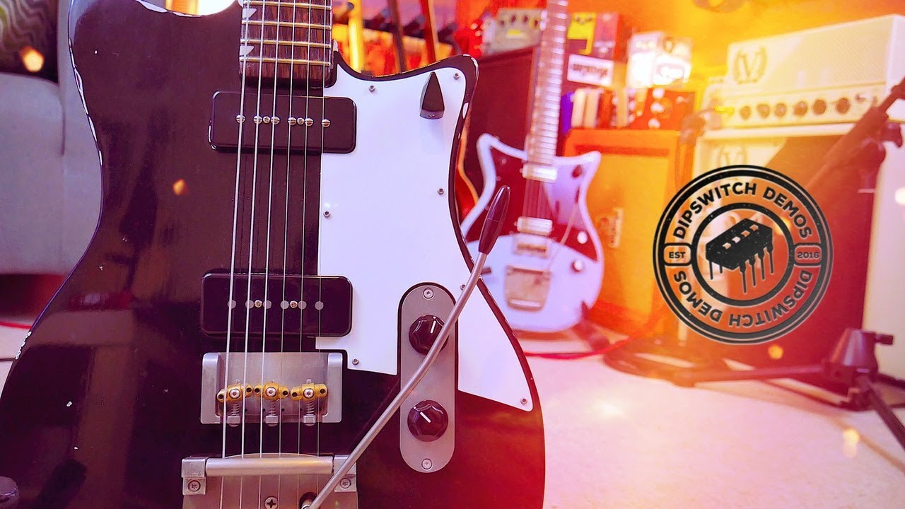 Fidelity Guitars Double Standard J Willgoose Esq  Signature (Demo)
