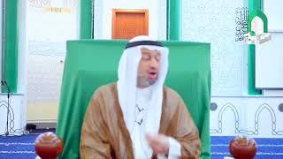 السيد مصطفى الزلزلة - الإكثار من اللهم صل على محمد وآل محمد في ليلة ويوم الجمعة